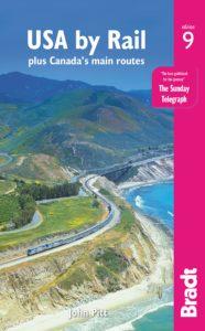 USA by Rail book